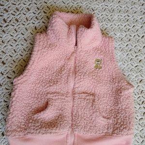 Carter's Baby vest sweater